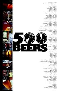 500 beers book