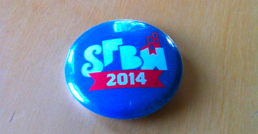 sf beer week button