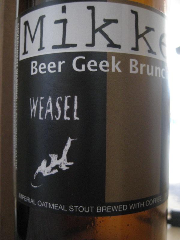 weasel beer