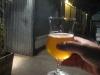 here's the beer. Beer School the beer.