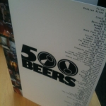 preview the 500 Beers book